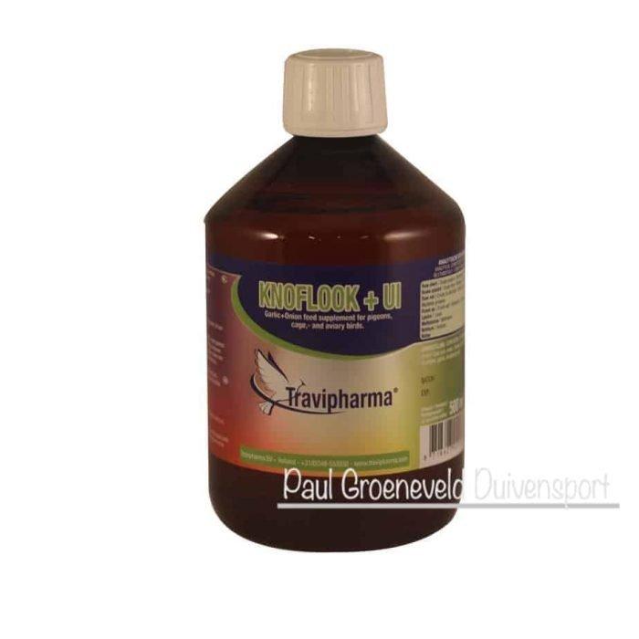 Travipharma knoflook-ui