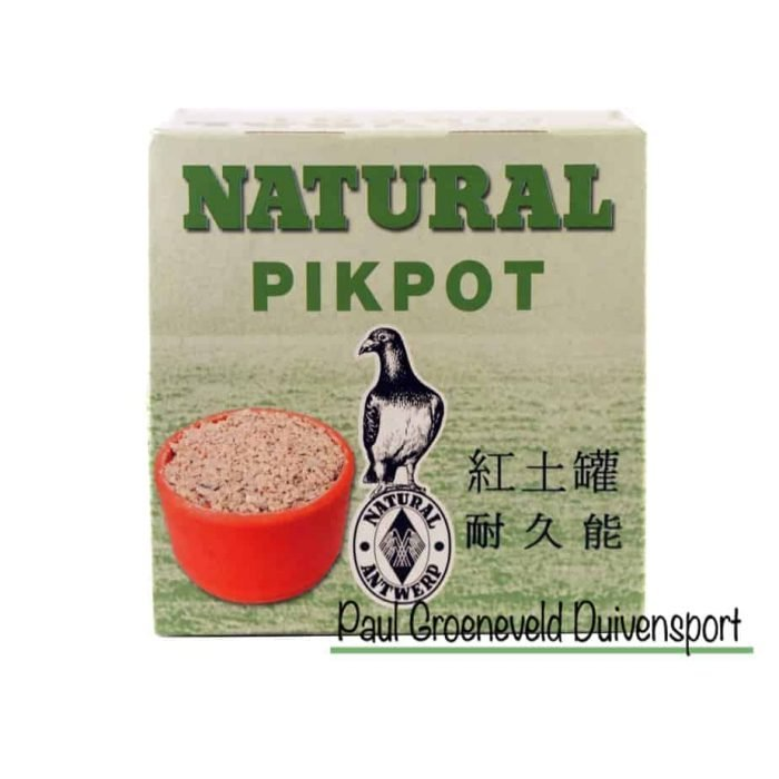 pikpot natural