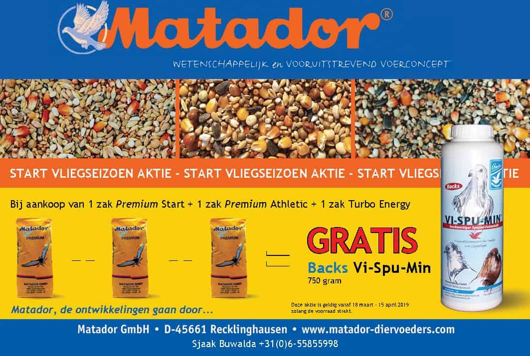 Gratis Backs Vi-Spu-Min 750gram
